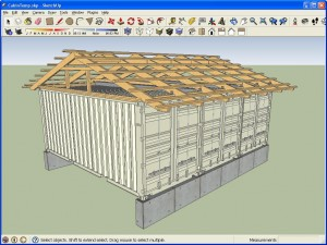 My favorite tool tin can cabin for Modelli sketchup ikea