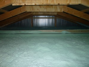 Roof Insulation
