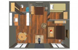 Alternate Floor Plan